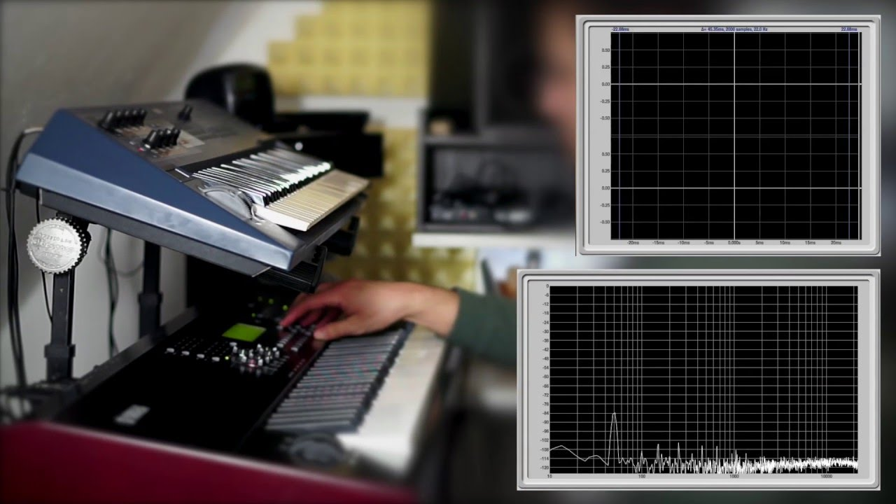 [Sound Comparison] Yamaha AN1x vs PLG150-AN