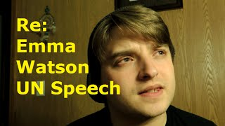Re: Emma Watson UN Speech