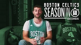 Boston Celtics Fans | Season in 60 Seconds
