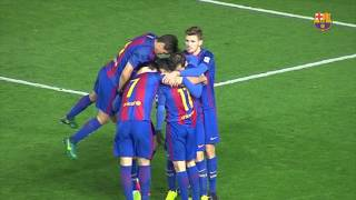 [HIGHLIGHTS] FUTBOL (2AB): FC Barcelona B – Mallorca B (2-1)