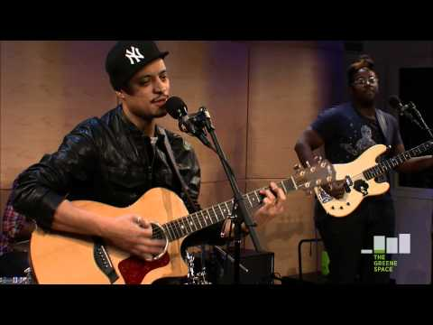 Jose James: Come to my Door, Live on Soundcheck in The Greene Space
