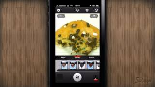 Zitrr Camera [iPhone] Videoreview by Stelapps