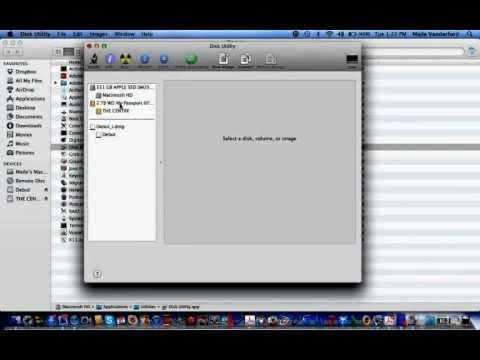 Reformatting Passport Hard Drive For Mac