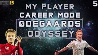 FIFA 15 - My Player Career - Ødegaards Odyssey #5 - Moving Teams?