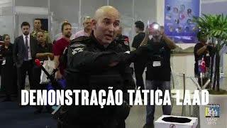 Erasmo Gomes - Demonstração Tática LAAD