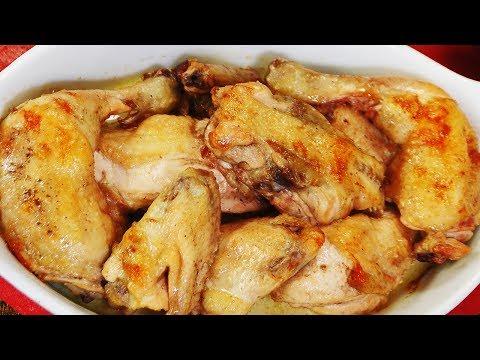 poulet-rôti-à-la-crème-fraîche---recette-facile