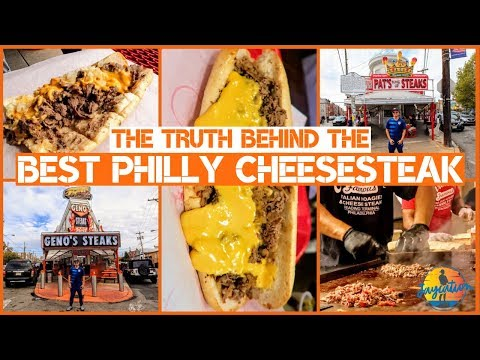 TOP 5 PHILLY CHEESESTEAKS IN PHILADELPHIA   Food Guide