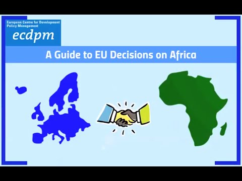 Part 5 - Where is the EU - Africa partnership now?
