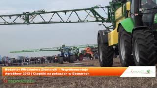 Agroshow 2012   Opryskiwacze