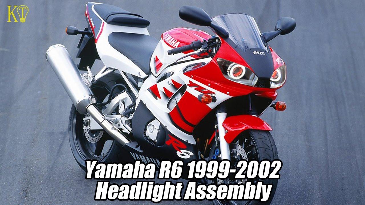 2001 Yamaha R6 Headlight Wiring Diagram 2000 Yamaha R1 Wiring