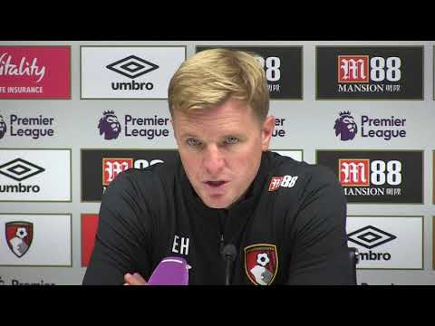 Howe angered by 'off the pace' Bournemouth