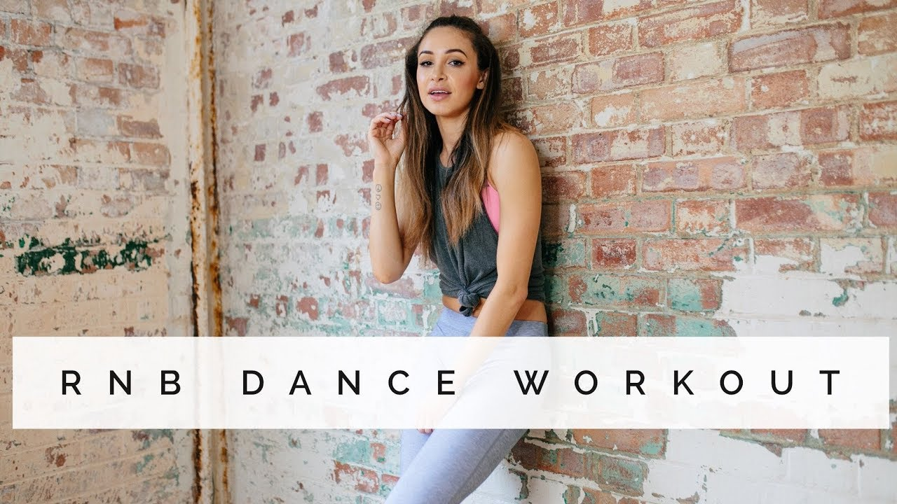 RNB DANCE WORKOUT   ALL LEVELS   Danielle Peazer - YouTube