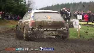 Vid�o Leg 2 - 2014 WRC Wales Rally GB