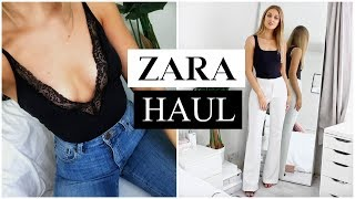 One of Katherine Rose's most viewed videos: HUGE ZARA HAUL | TRY ON | APRIL 2018