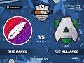 [RU] Alliance vs The Pango BO3 | GG.Bet Birmingham Invitational