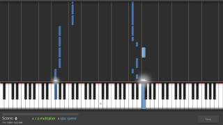 Synthesia - 「Code Geass」 - Colors