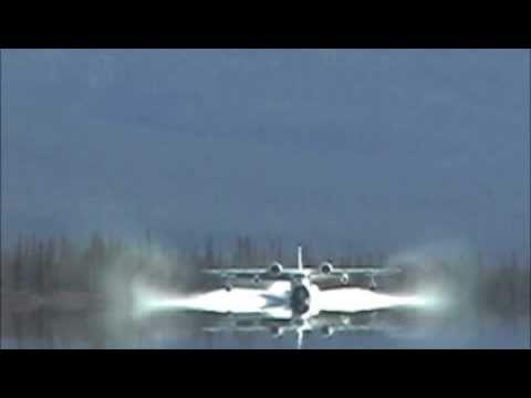 albatross brooks range alaska landing