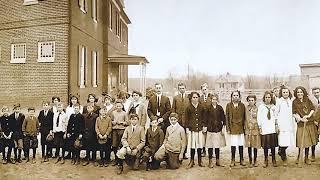 The Old Sykesville School, circa 1920