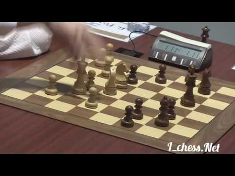 2016-09-25 GM Gelfand - GM Nepomniachtchi Moscow Tal Memorial Blitz_HD