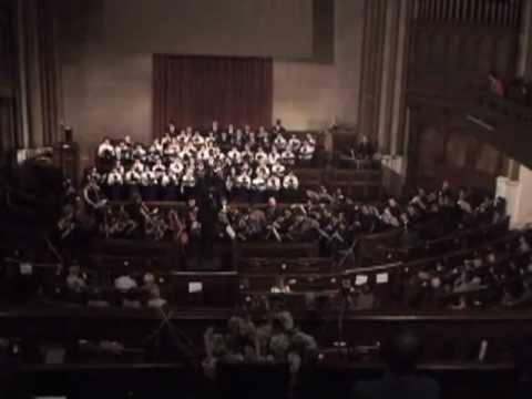 GLORIA from Puccini's Messa di Gloria (The Reona Ito Chamber Orchestra & Chorus)
