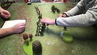 How to play Lord of the Rings - Scenario 1