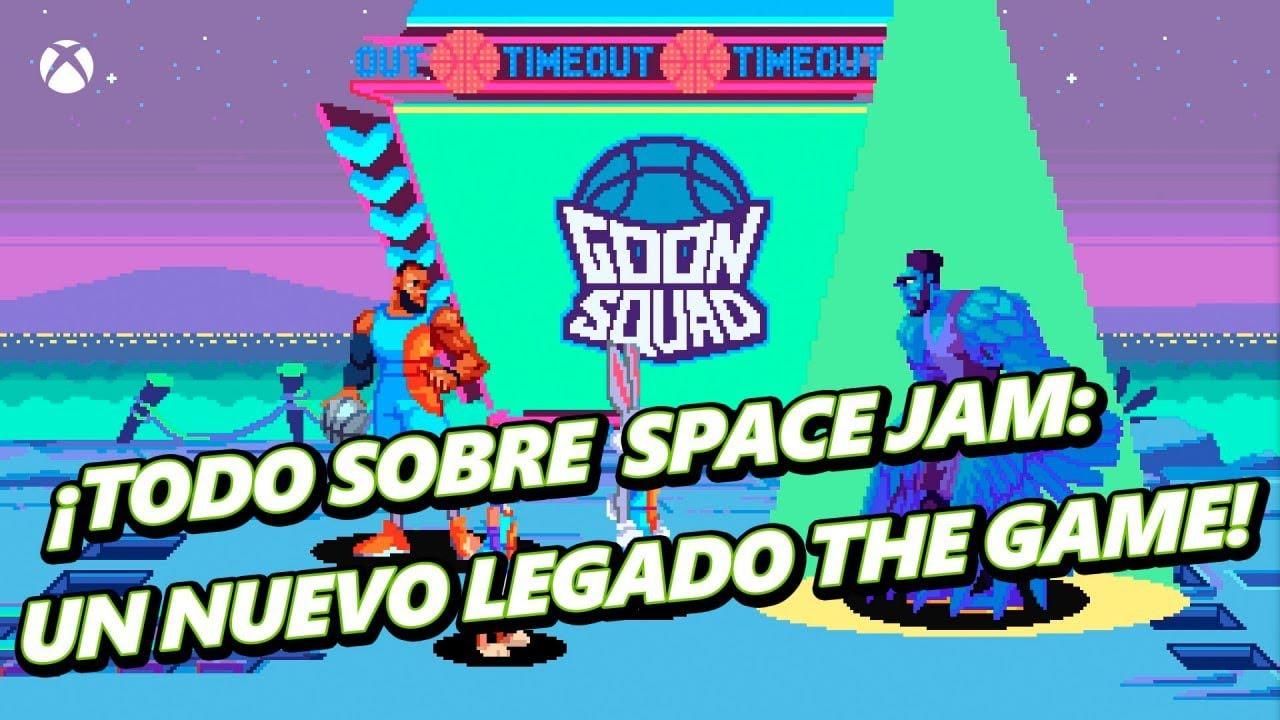 Descarga gratis el juego de Space Jam: Un Nuevo Legado