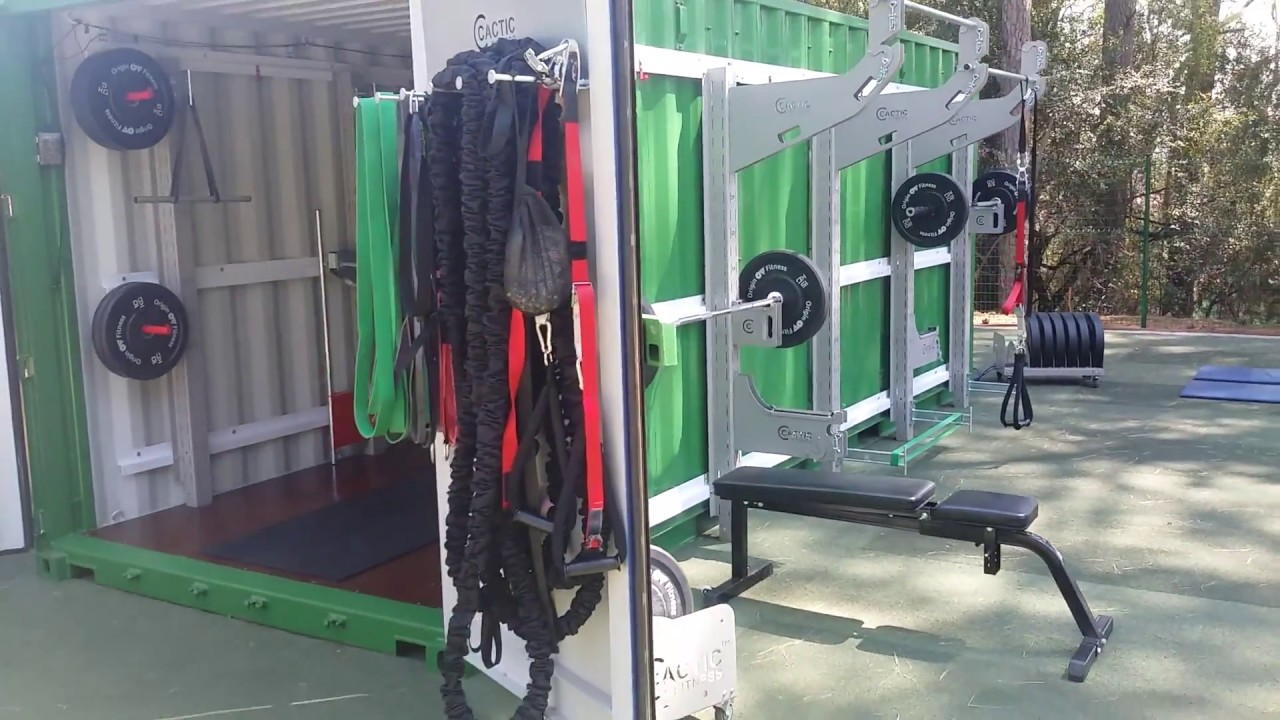 Cactic fitness multi sport s virtual tour youtube