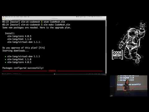 Jessica Kerr - Web Programming without Errors, and Coding without Typing