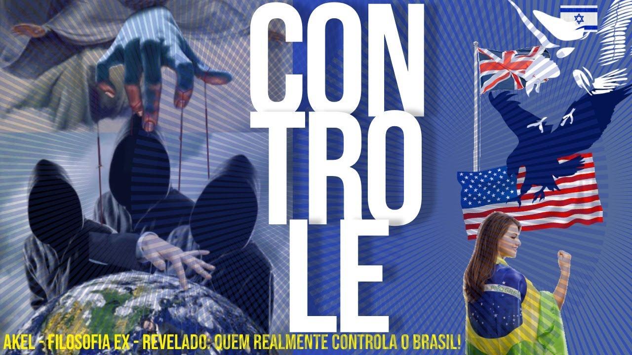 REVELADO: QUEM realmente MANDA no BRASIL!