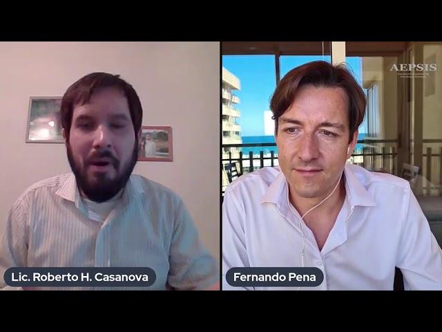 Psicología forense: entrevista con Roberto H. Casanova