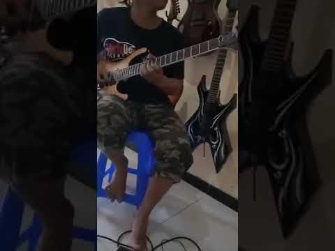 Tutorial lead gitar lagu indah pada waktunya by dewi persik