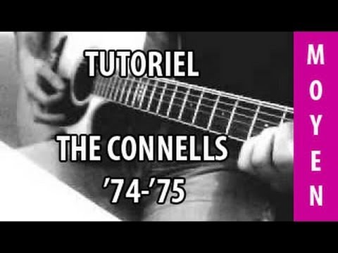 The Connells 74 75 Guitar Lesson Youtube