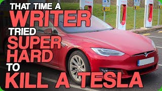 that-time-a-writer-tried-super-hard-to-kill-a-tesla-stupid-driving-stories