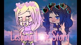 Любовная история лесбиянок часть 1