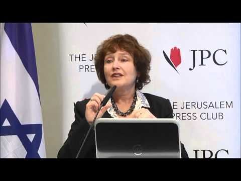 "Dr. Karnit Flug  ""The Israeli Economy: Current Trends and Policies"""