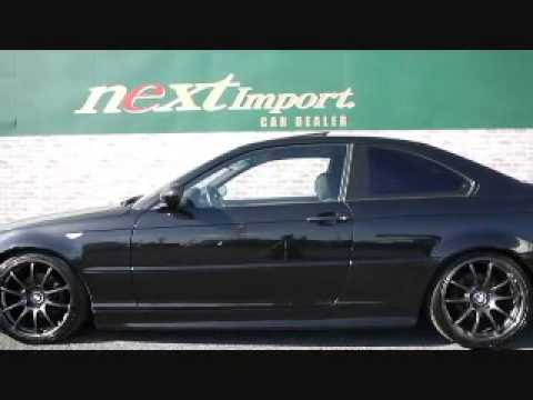 next import bmw e46 318ci m 5mt youtube. Black Bedroom Furniture Sets. Home Design Ideas