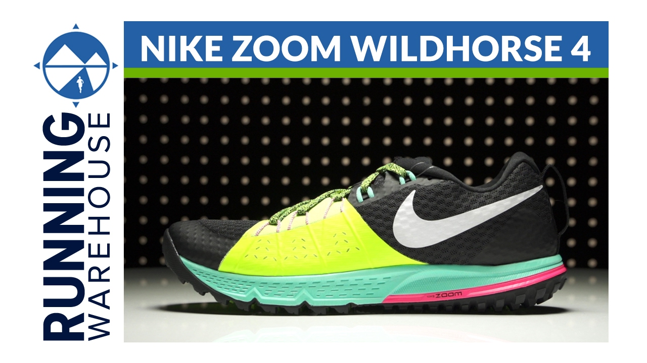 First Look: Nike Zoom Wildhorse 4
