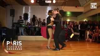 Видео: Felicien Rossa & Isabelle Periac - SHOWTIME @ PARIS KIZOMBA FESTIVAL 2014