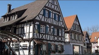 Oberkirch, Sehenswürdigkeiten der Stadt in der Ortenau