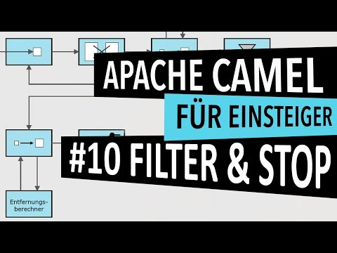 Apache Camel Tutorial #10: Filter & Stop