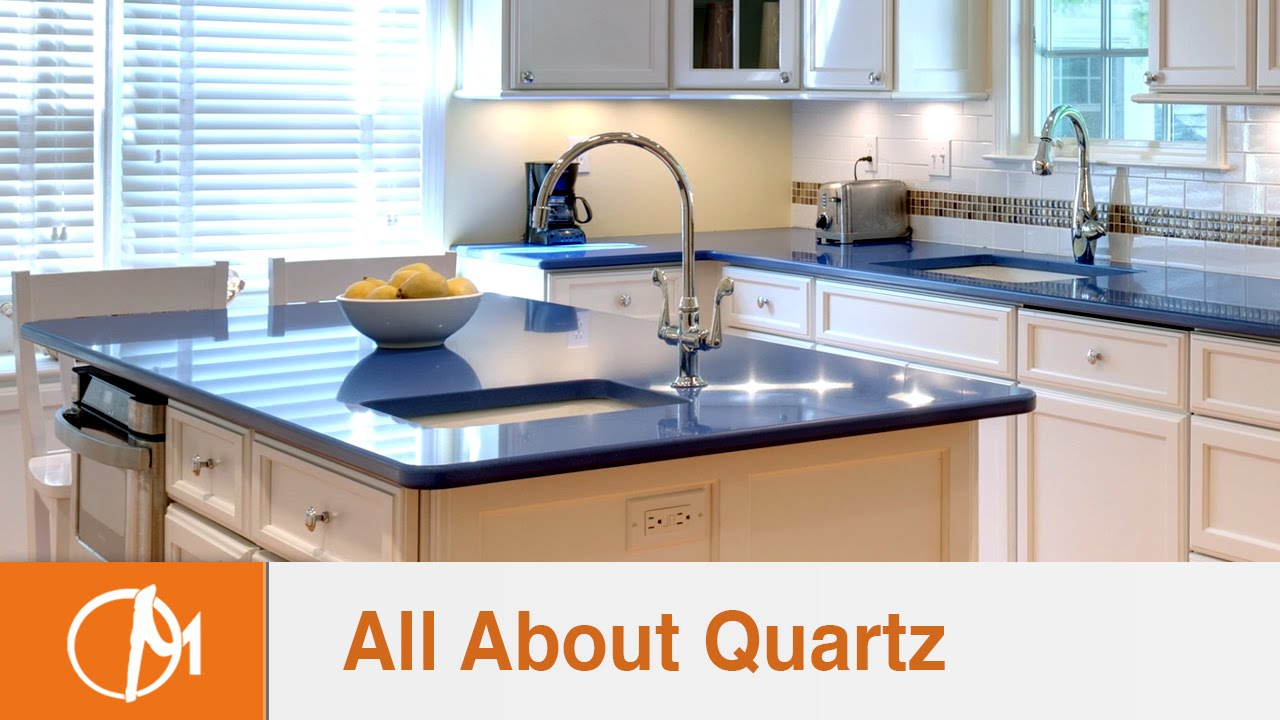 All About Quartz Countertops - YouTube