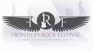 Frontiers Rock Festival – Bands Timing Day 2