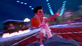 NBA Playgrounds Pulled A Legend