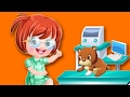 Baby Hazel Dresses up like a Physiotherapist | Dress up Games For Kids | Makeover Games For Girls