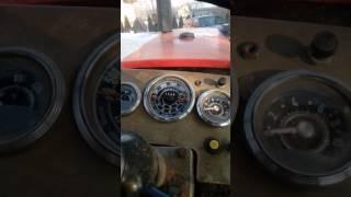 Zetor 8011 cold start -12 (nowy nabytek)