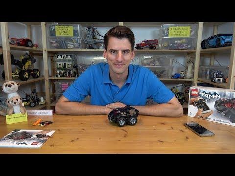 Schäbig & viel zu teuer - LEGO® 76112 - Das App-gesteuerte Batmobil