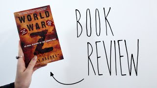 WORLD WAR Z by Max Brooks | ACROSTIC BOOK REVIEW