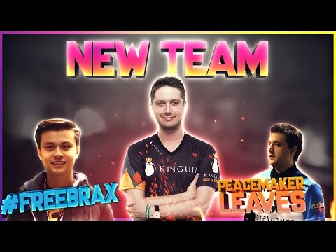 Peacemaker Leaves NRG, Stewie2k Starts Free Brax, Hiko, Maikelele New Team, Chinese Drop Rates!