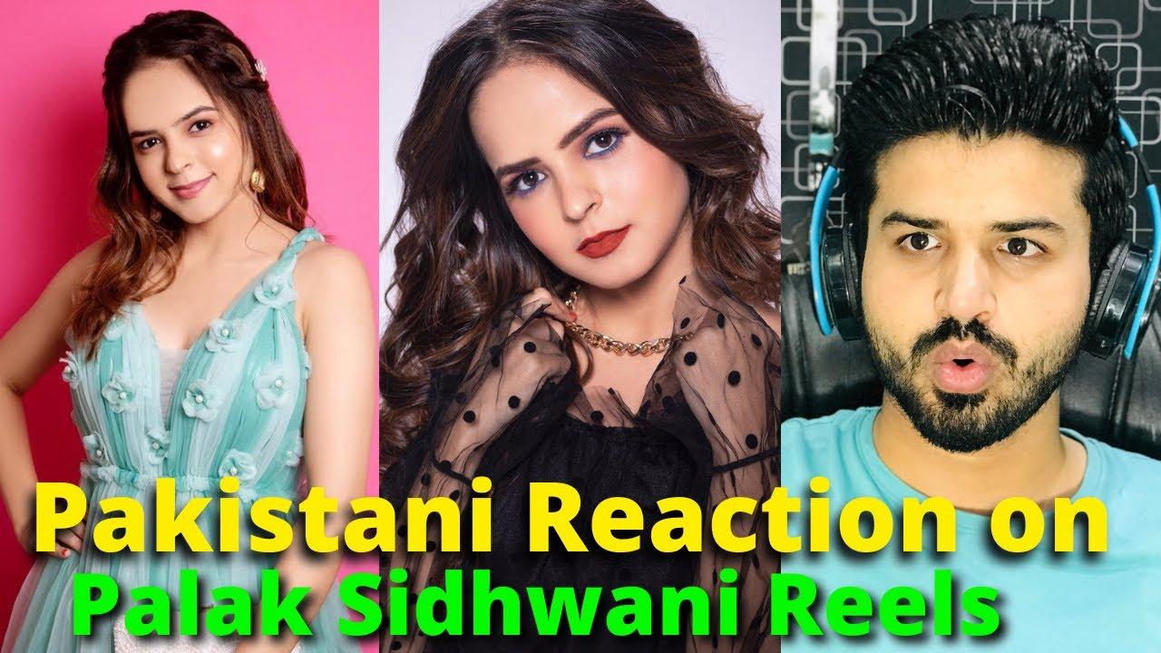 Pakistani React on Palak Sidhwani Reels Videos   Taarak Mehta Ka Ooltah Chashmah   Reaction Vlogger