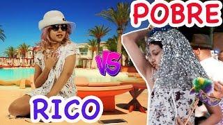 RICO VS POBRE 6 | Luluca
